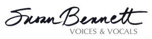 Susan Bennett | Voices & Vocals